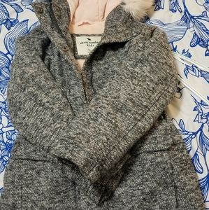 Abercrombie & Fitch Girls Coat